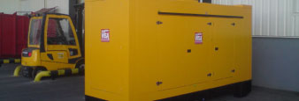 VISA S.p.A. diesel generating sets