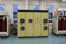 Low-voltage switchgear